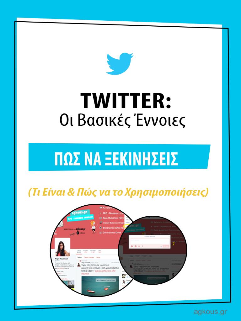 Twitter: Πως να το χρησιμοποιήσεις
