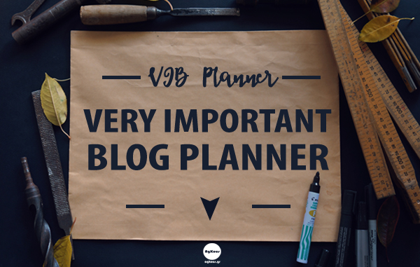 VIB Planner